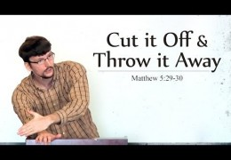 Cut it Off and Throw it Away – James Jennings