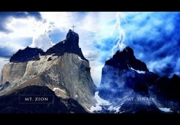 Two Mountains: Mt. Zion & Mt. Sinai – Tim Conway