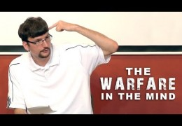 The Warfare in the Mind – James Jennings