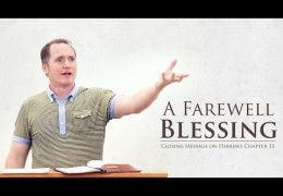 A Farewell Blessing – Tim Conway