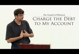 Charge the Debt to My Account – James Jennings