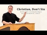 Christian, Don't Sin – Tim Conway