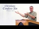 Christians Confess Sin