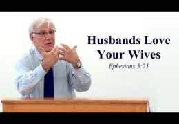 Husbands Love Your Wives – Randy Pizzino