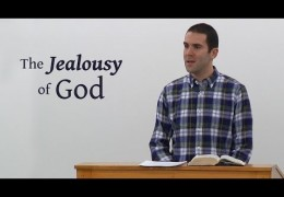 The Jealousy of God – Ves Chancellor