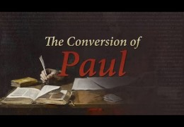 The Conversion of Saul – Tim Conway