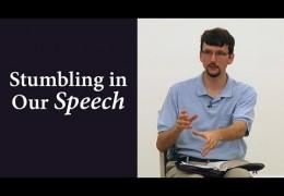 Stumbling in Our Speech – James Jennings