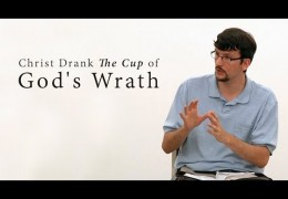 Christ Drank The Cup of God's Wrath – James Jennings