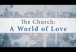 The Church: A World of Love – Tim Conway