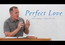Perfect Love – Tim Conway