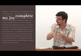 Complete My Joy (Philippians 2:2) – James Jennings