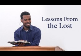 Lessons From the Lost – Tawfiq Cotman-El