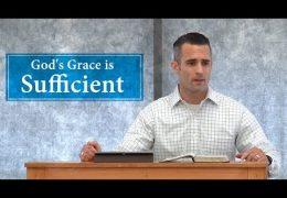 God's Grace is Sufficient – Scott Hayne