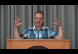 Paul's Final Words – 2 Timothy 4:6-18 – Craig Mussulman