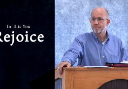 In This You Rejoice - David Butterbaugh